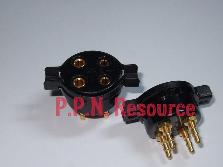 UX-4 Bekalite Socket 4 Pins CMC