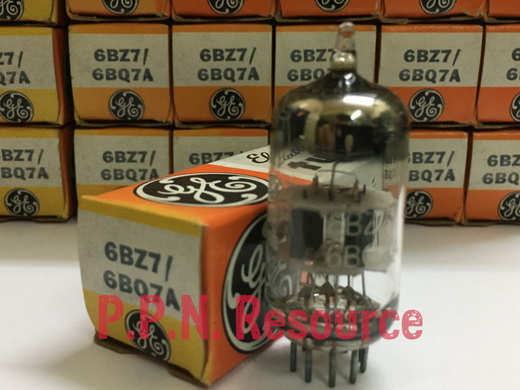 6BQ7A/6BZ7 GE