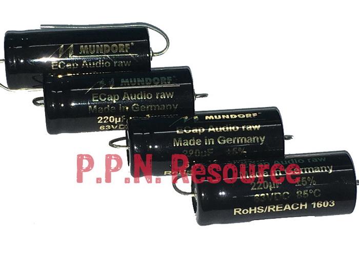 E-CAP RAW 220UF 63V