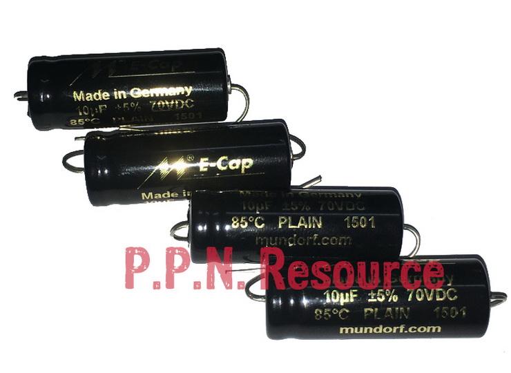 E-CAP PLAIN 10UF 70V