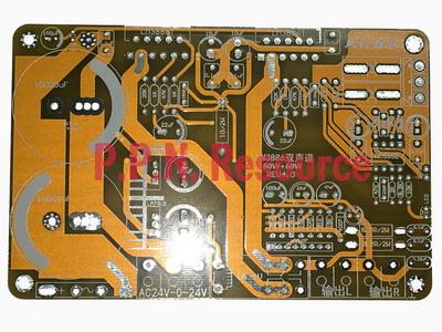 PCB Amp LM3886+5532