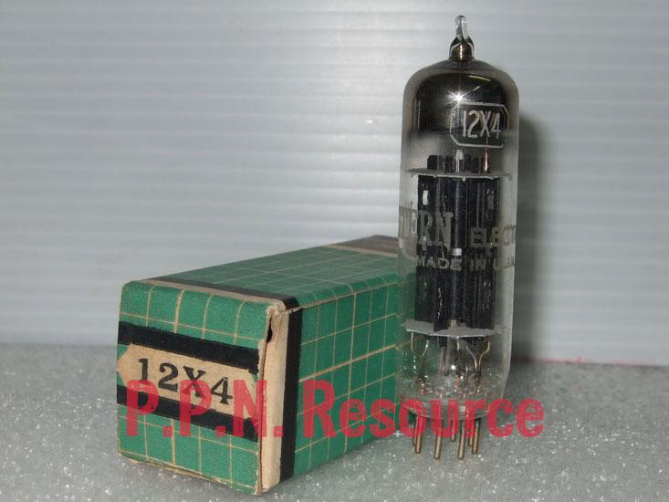 12X4 Western Electronics