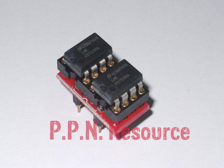 LME49710NA Single to Dual