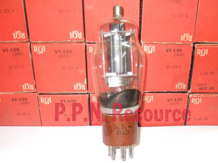 VT-136/1625 RCA