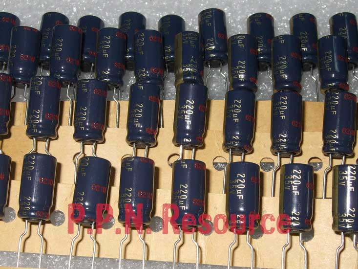 Panasonic FC 220uF 35V