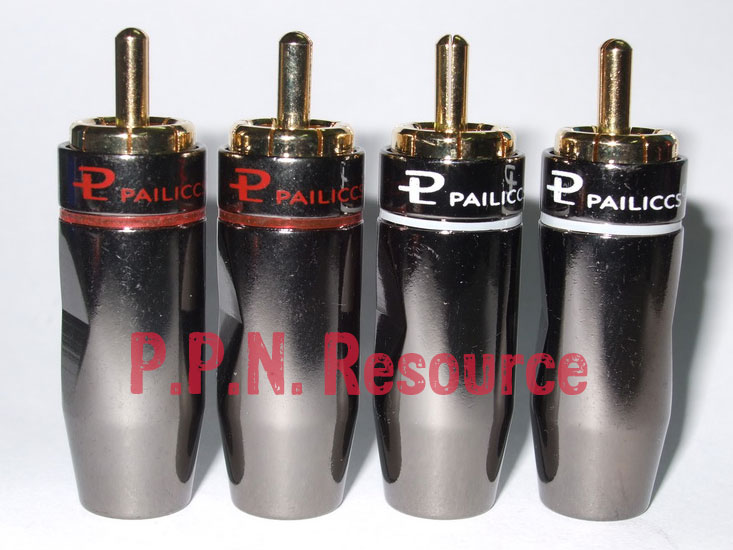 Plug RCA Pailiccs