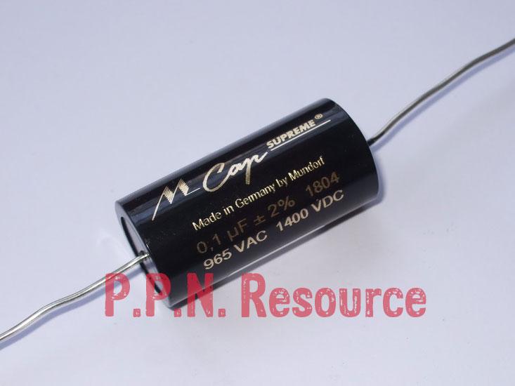 M Cap Supreme 0.1uF 1400V
