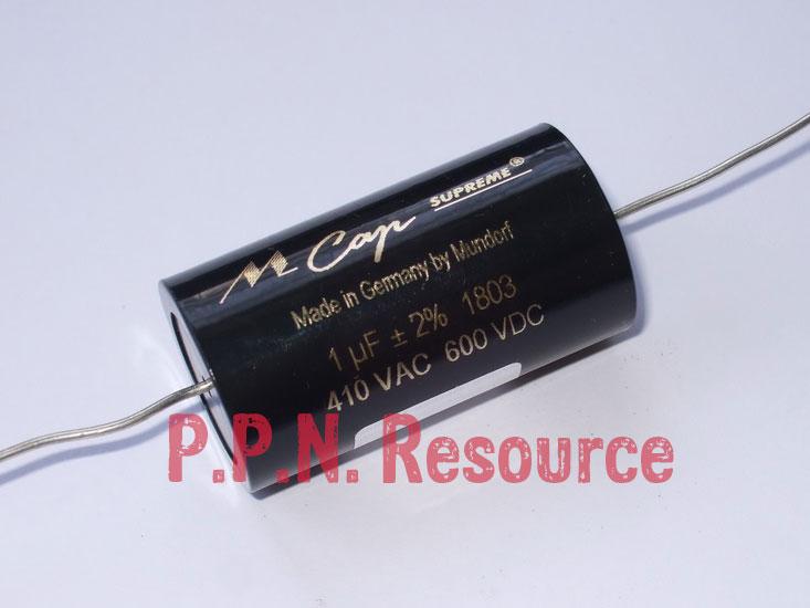 M Cap Supreme 1uF 600V