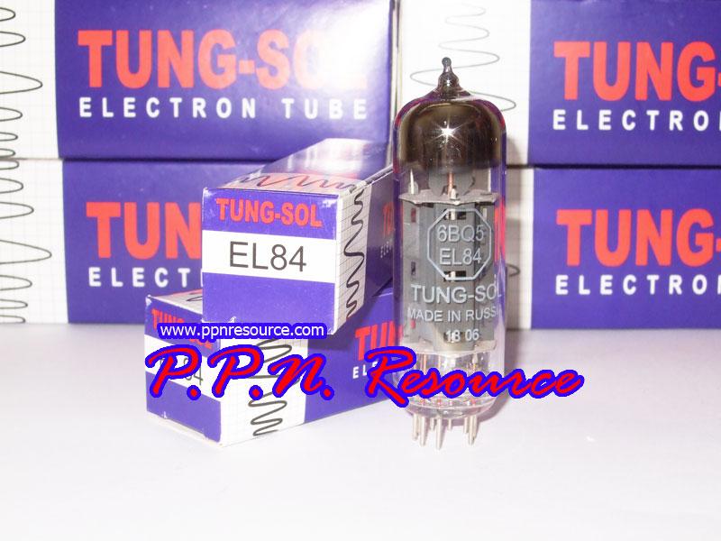 EL84 Tungsol