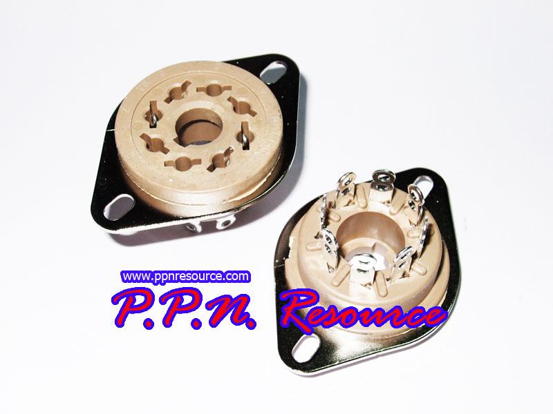 AO8 Micalex Socket 8 Pins