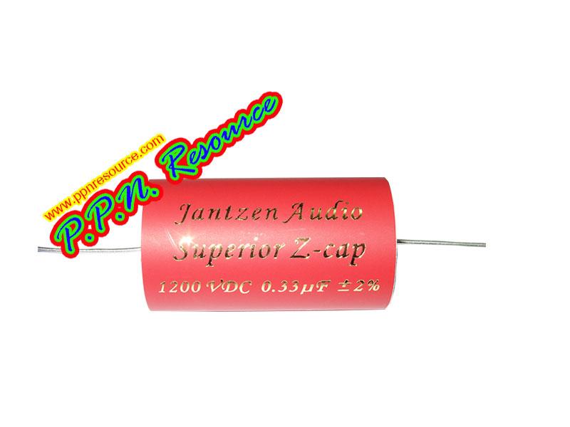 Jantzen Superior Z-Cap 0.33uF 1200V