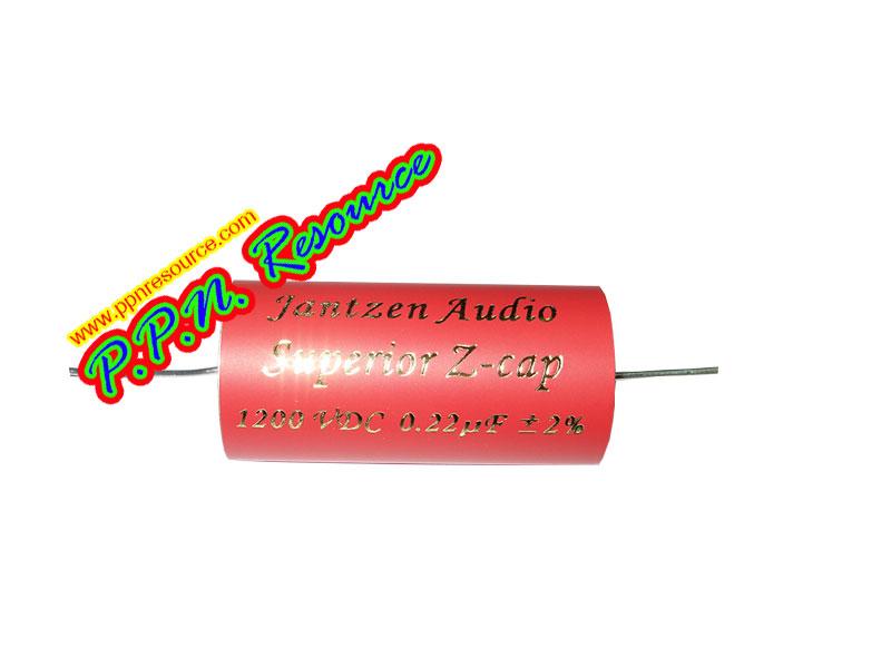 Jantzen Superior Z-Cap 0.22uF 1200V