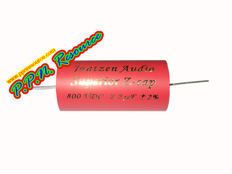 Jantzen Superior Z-Cap 2.2uF 800V