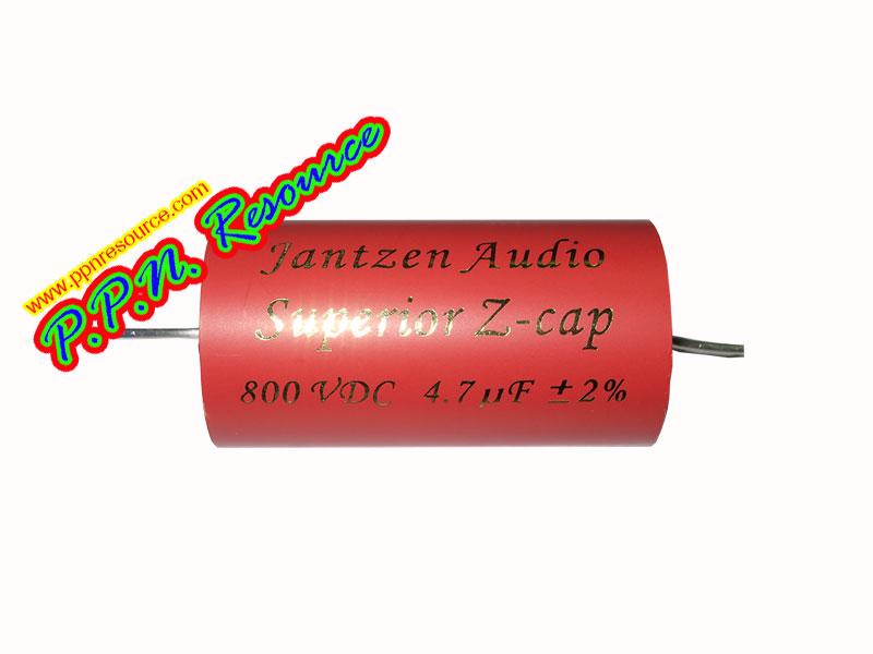 Jantzen Superior Z-Cap 4.7uF 800V