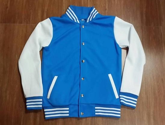 JK041 เสื้อแจ๊คเก็ต ผ้าวอร์ม