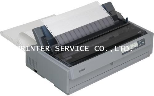 Dot Matrix Printer รุ่น LQ-2190