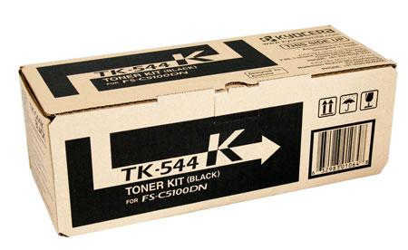 ผงหมึก TK-544K สำหรับ Kyocera FS-C5100DN
