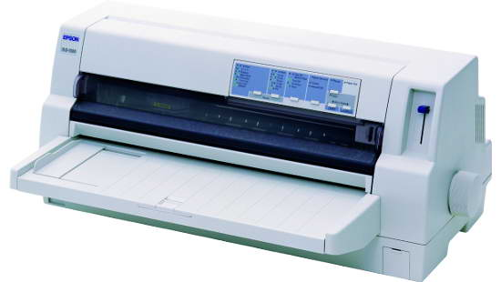 Dot Matrix Printer รุ่น DLQ-3500
