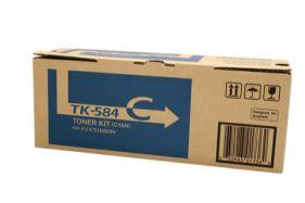 TONER Kyocera TK-584C สำหรับ FS-C5150DN