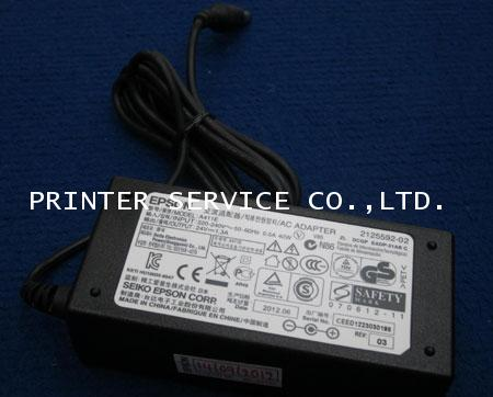 AC ADAPTER  GT-1500/Perfection V500 Photo/Perfection V600 Photo