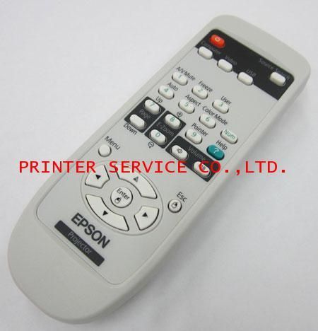 REMOTE CONTROLLER;E PROJECTOR EPSON EB-X10/EB-X7/EB-X8/EB-X9