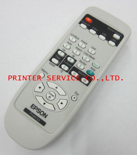 REMOTE CONTROLLER;E PROJECTOR EPSON EB-450W/EB-450Wi/EB-455Wi