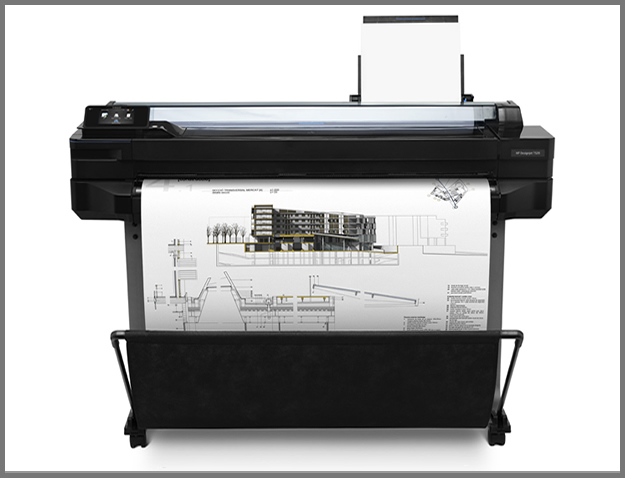 HP Designjet T520 36-in ePrinter (CQ893A) New! (replace 510)