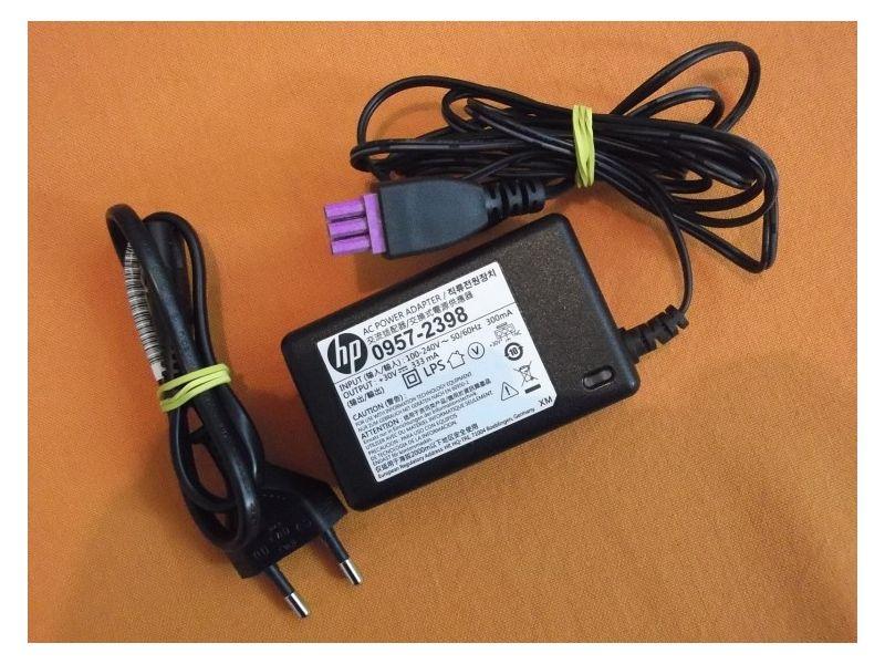 AC Power Adapter HP Deskjet 1050 2050 All-in-One Printer series