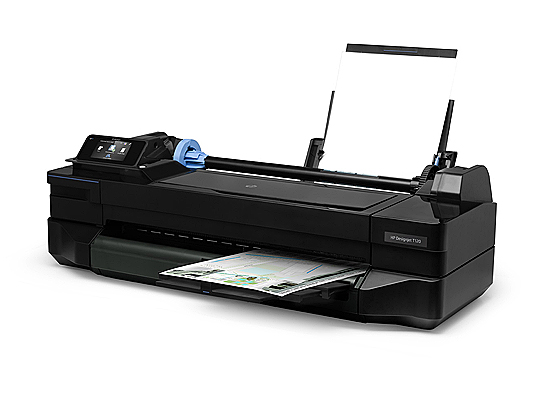 HP Designjet T120 ePrinter series ขนาด 24 นิ้ว (CQ891A) (replace 111 )