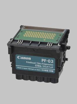 Print Head PF-03 (for iPF510/605/610/700/710) 1