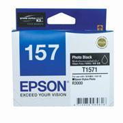Photo Black (C13T157190) Epson Stylus Photo R3000 Ink T157