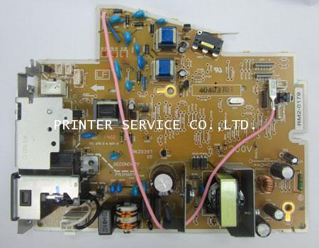 ENGINE CONTROL PCB ASSY LASERJET P1102
