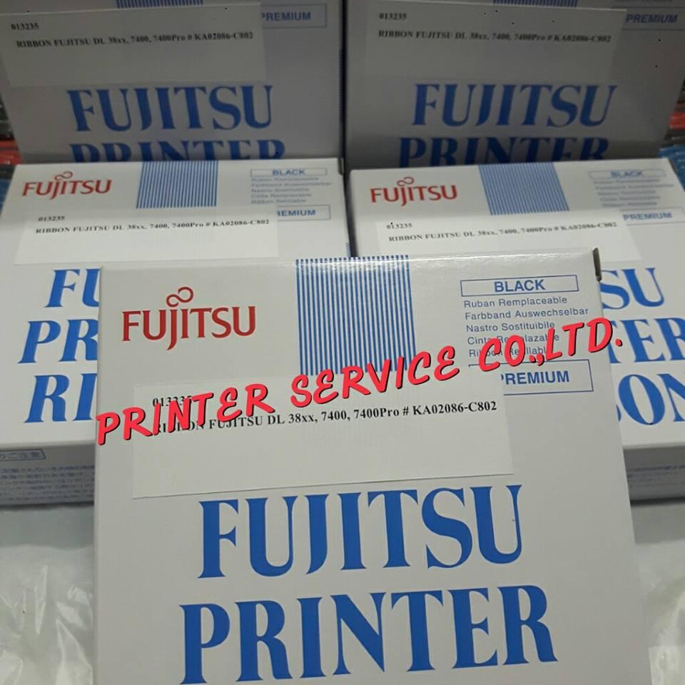 Ribbon สำหรับ Fujitsu รุ่น DL-3850/DL-3850+/DL-7400/DL-7400Pro