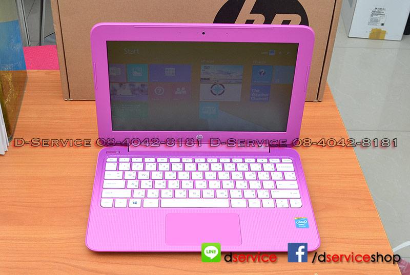ขาย HP Stream Notebook 11-d004TU (รองรับ Sim 3G) มีประกันศูนย์ถึง 2559