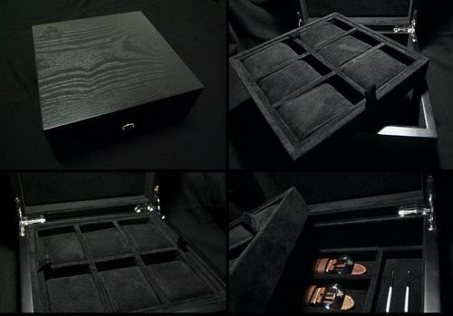 กล่องใส่นาฬิกา6เรือนStrapCulture