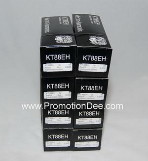 หลอดElectroHarmonix EH KT88 Power Tubes Platinum Matched Octet เซ็ต8หลอดค่าตรงกันราคา 14,50