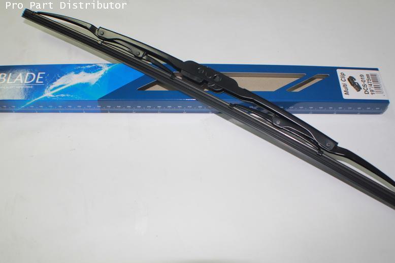 ใบปัดนํ้าฝน DENSO ขนาด 19 นิ้ว ใช้ได้กับ รถยนต์ทุกยี่ห้อ ทุกรุ่น อะไหล่แท้รถยนต์(รหัส DCS-019)