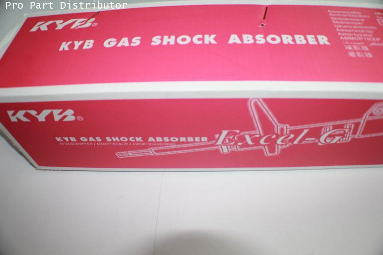 โช๊คอัพหน้า(GAS) KAYABA TOYOTA VIOS 2002-07 KYB อะไหล่แท้รถยนต์ โตโยต้า รหัสอะไหล่(KTR2135)