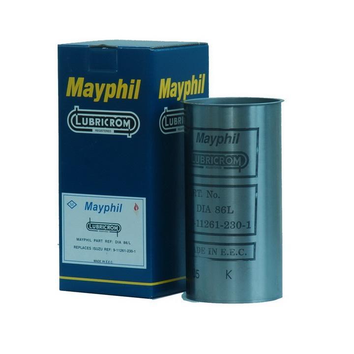 ปลอกลูกสูบ รถยนต์ TLD (C240) MAYPHIL อะไหล่แท้ รถยนต์ ลูกสูบรถยนต์ (รหัสอะไหล่ DIA86/L)