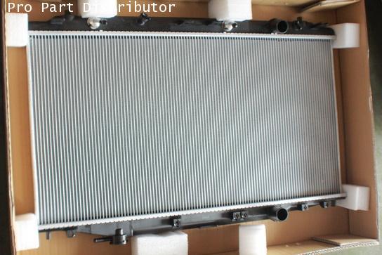 หม้อน้ำ DENSO สำหรับ รถยนต์ ฮอนด้า แอคคอร์ด HONDA ACCORD 2007 2.0,2.4 A/Tอะไหล่แท้(รหัส422176-0250)