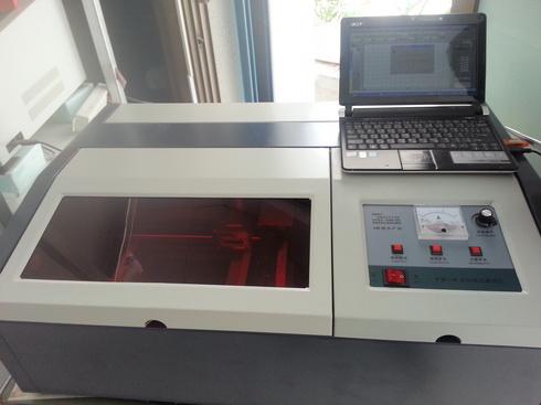 เครื่องทำตรายางเลเซอร์  PRT รุ่น CB 3050 ขนาด 40W  และ 50W  มาตรฐาน ISO