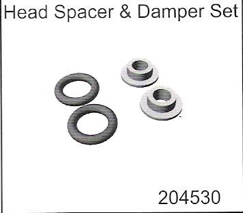 Head Spacer & Damper  Set