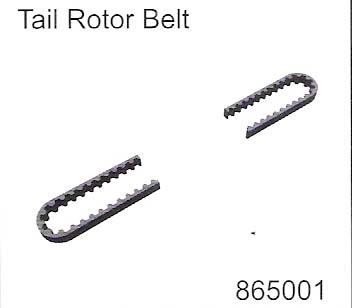 Tail Rotor Belt