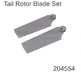 Tail Rotor Blade Set