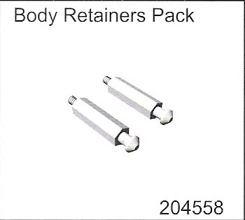 Body Retainers Pack
