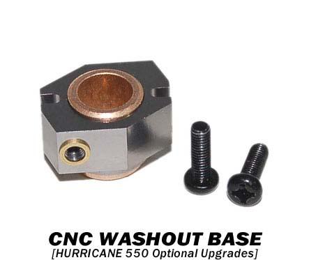 CNC Washout Base