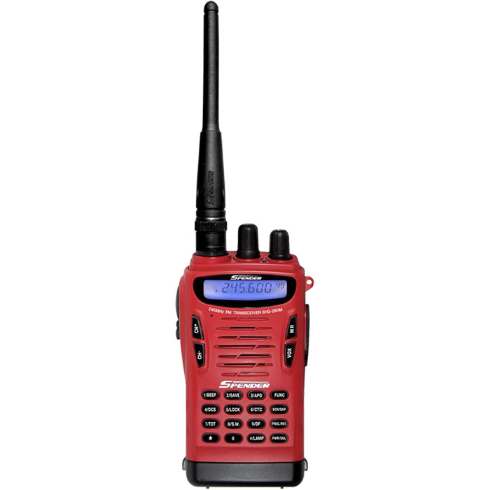 วิทยุสื่อสาร ความถี่ประชาชน ยี่ห้อ:SPENDER SHQ-280M