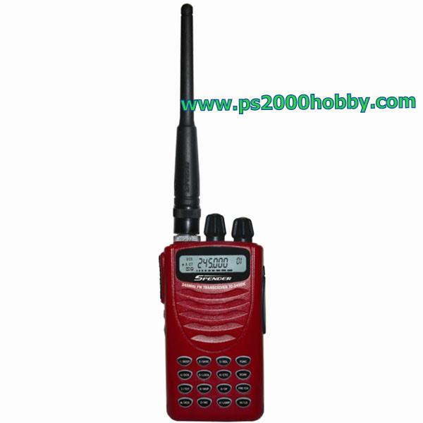 วิทยุสื่อสาร ความถี่ประชาชน ยี่ห้อ:SPENDER TC-245DX