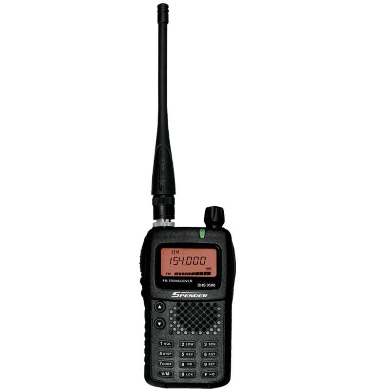 วิทยุสื่อสาร ความถี่ราชการ ยี่ห้อ : SPENDER รุ่น DHS-9500