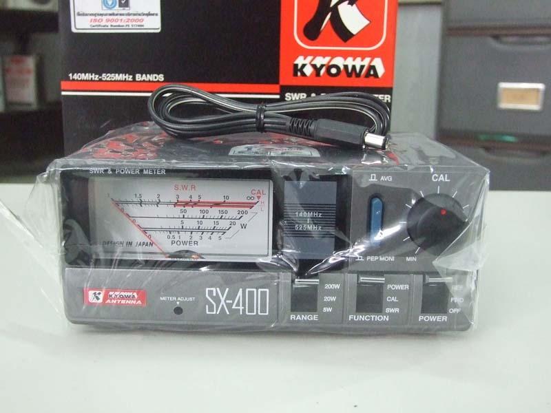 เครื่องวัด SWR  KYOWA SX-400